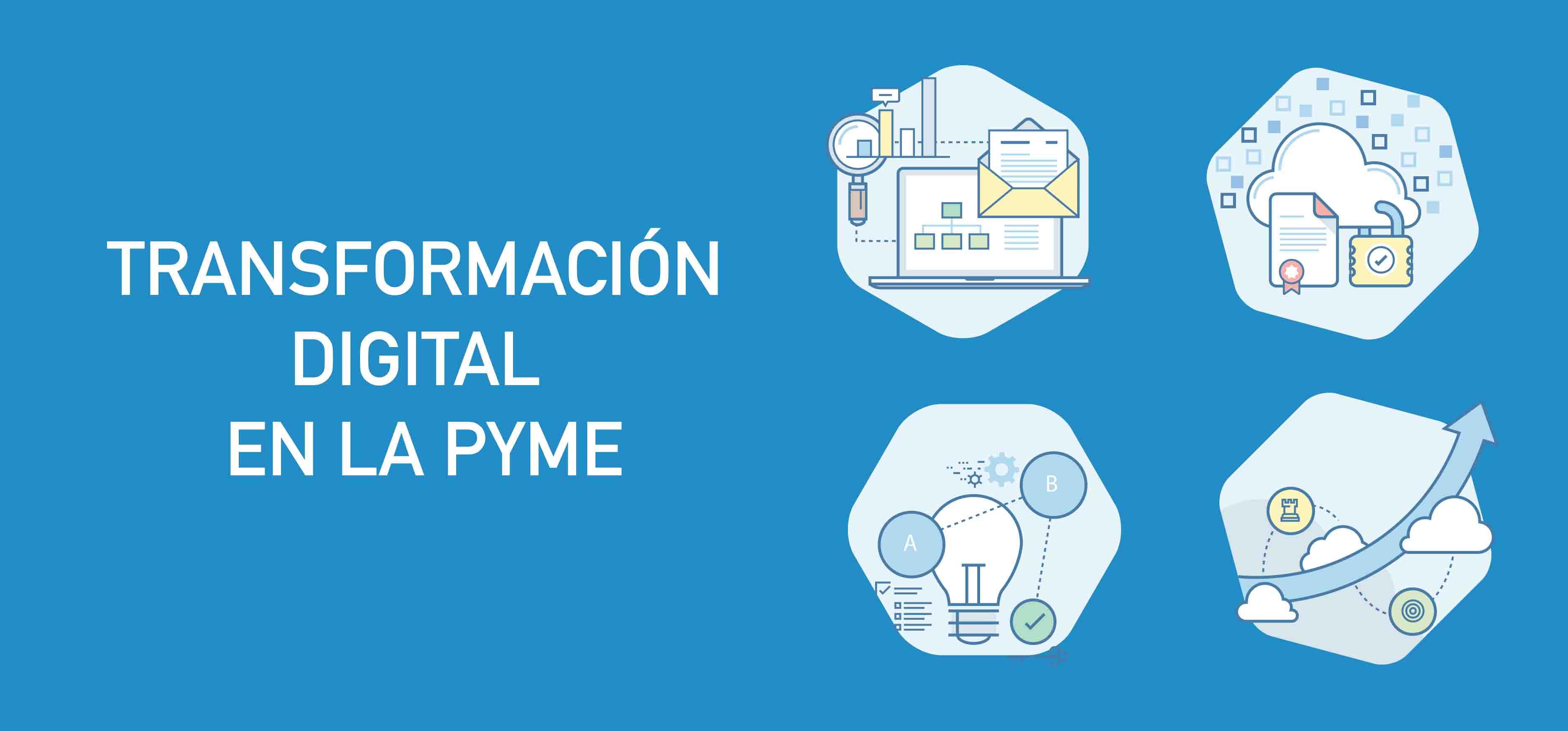 ¿Cómo afrontar la transformación digital siendo una pequeña empresa?